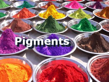pigment-powder
